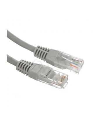 Kabel UTP A-LAN KKU6SZA7 (RJ45 - RJ45; 7m; UTP; kat. 6; kolor szary)