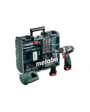 Wiertarko-wkrętarka PowerMaxxBasic METABO 600080880