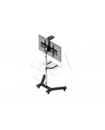 Uchwyt na wózku do monitora Edbak TR5 (mobilny; 37  - 60 ; max. 80kg)