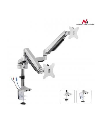 Uchwyt Maclean  MC-766 (biurkowy  Obrotowy  Uchylny; 13  - 32 ; Max. 9kg)
