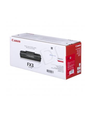 Toner Canon 1557A003 (oryginał FX3BK FX-3BK; 2 500 stron; czarny)