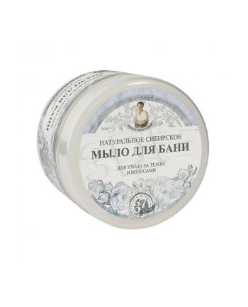 eurobio lab Mydło Receptury Babuszki Agafii ( 500ml ; Białe ; Do ciała i włosów )
