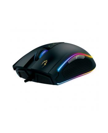 Mysz komputerowa GAMDIAS ZEUS M1 ZEUS M1 (optyczna; 7000 DPI; kolor czarny)