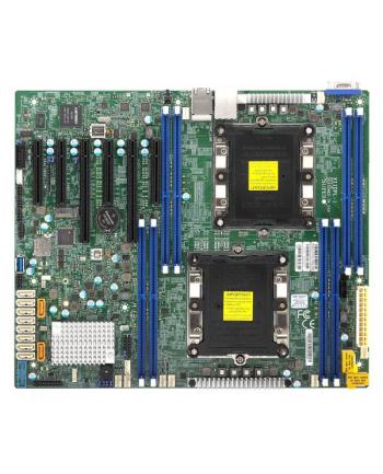 Płyta główna Supermicro X11DPL-I MBD-X11DPL-I-O (LGA 3647; 8x DDR4 RDIMM; ATX)
