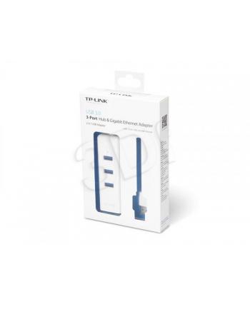 Karty TP-LINK UE330 (USB 3.0; 1x 10/100/1000Mbps)