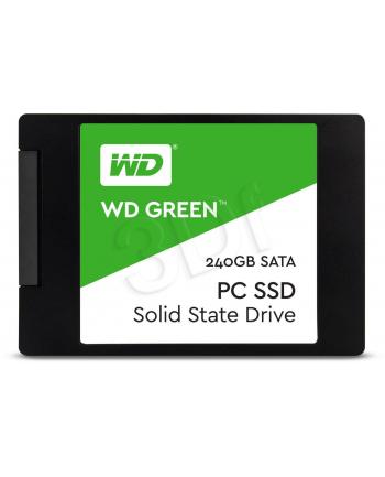 Dysk WD Green WDS240G2G0A (240 GB ; 2.5 ; SATA III)