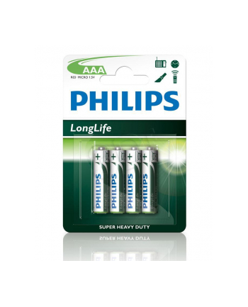Baterie Philips R03L4B/10