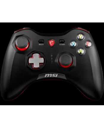 Kontroler MSI FORCE G320 ( PC ; czarny )