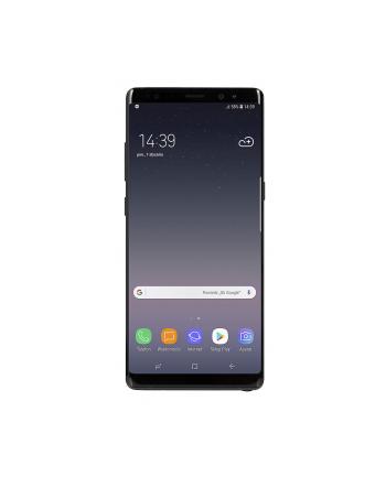 samsung electronics polska Smartfon Samsung Galaxy Note 8 (6 3 ; 2960x1440; 64GB; 6GB; DualSIM; kolor czarny Midnight Black)