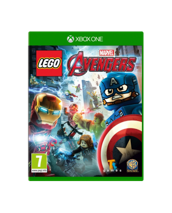 warner bros interactive Gra Xbox One Gra Xbox One LEGO MARVEL AVENGERS (wersja cyfrowa; ENG; od 7 lat)