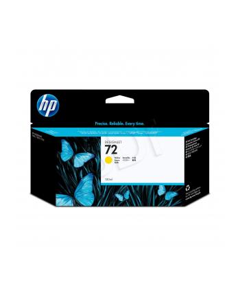 hewlett-packard Tusz HP C9373A (oryginał HP72 HP 72; 130 ml; żółty)