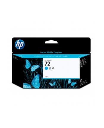 hewlett-packard Tusz HP C9371A (oryginał HP72 HP 72; 130 ml; niebieski)