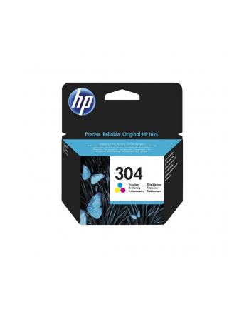 hewlett-packard Tusz HP N9K05AE (oryginał HP304 HP 304; kolor)