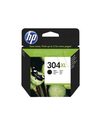 hewlett-packard Tusz HP N9K08AE (oryginał HP304XL HP 304XL; czarny)