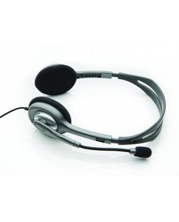 Słuchawki Logitech Stereo Headset H110