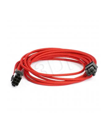 Kabel przedłużający PHANTEKS 6-Pin PCIe 50cm CZERWONY