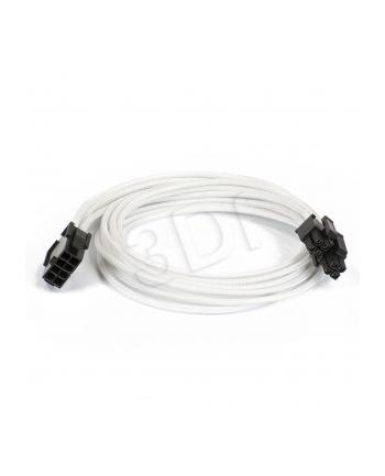 Kabel przedłużający PHANTEKS 6+2-Pin PCIe 50cm BIAŁY