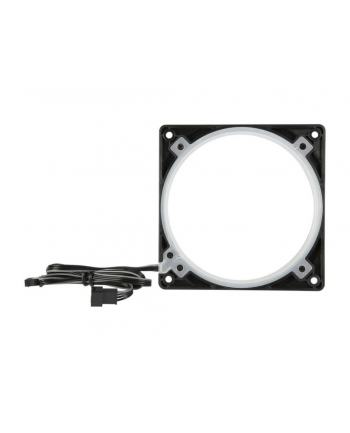 Rama do wentylatora PHANTEKS Halos 120mm RGB-LED CZARNA
