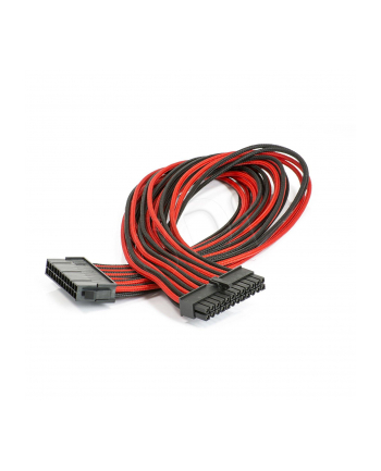 Kabel przedłużający PHANTEKS 24-Pin ATX 50cm CZARNY/CZERWONY