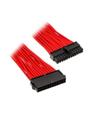 Kabel przedłużający PHANTEKS 24-Pin ATX 50cm CZERWONY