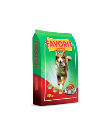 Karma FAVORIT Dog Wołowina (10 kg )