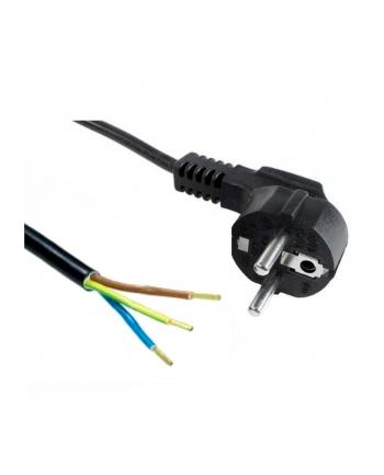 Kabel Akyga AK-OT-01A (Hybrydowa standardu C/E/F (CEE 7/7) M ; 1 5m; kolor czarny)