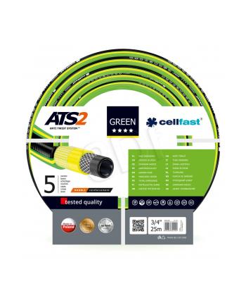 Wąż ogrodowy CELLFAST 15-120 ATS2 3/4  25m