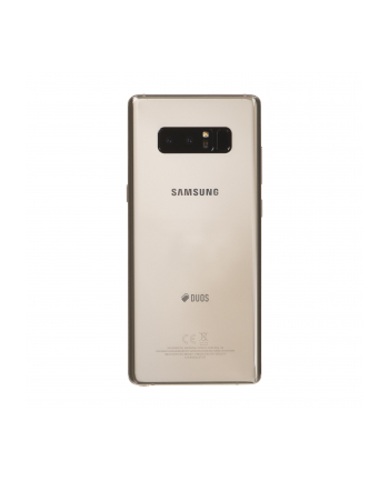 samsung electronics polska Smartfon Samsung Galaxy Note 8 (6 3 ; 2960x1440; 64GB; 6GB; DualSIM; kolor złoty Maple Gold)