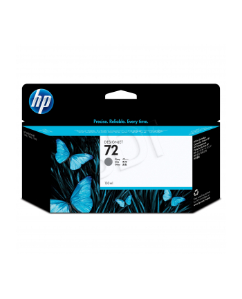 hewlett-packard Tusz HP C9374A (oryginał HP72 HP 72; 130 ml; szary)