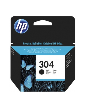 hewlett-packard Tusz HP N9K06AE (oryginał HP304 HP 304; czarny)