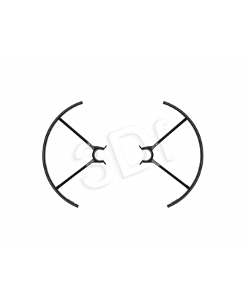 Zestaw osłon Ryze Technology  CP.PT.00000222.01 (kolor czarny; do Tello)