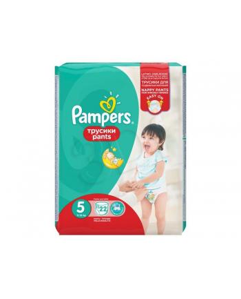 Pieluchomajtki PAMPERS 5 Junior 12-14kg 22szt