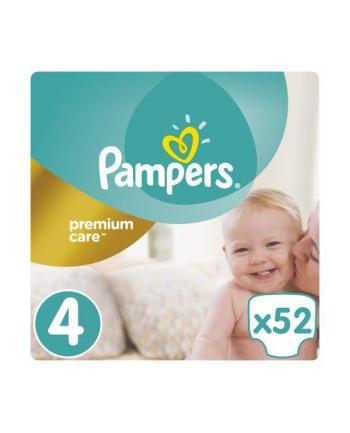 Pieluchy PAMPERS Premium Care 4 Maxi 8-14kg 52szt