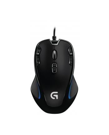 Mysz Logitech  910-004345 (optyczna; 2500 DPI; czarny)