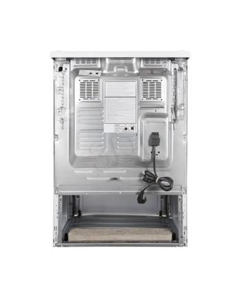Kuchnia gazowa wolnostojąca Beko FSE62120DW (Płyta gazowa; Piekarnik elektryczny; 600mm)