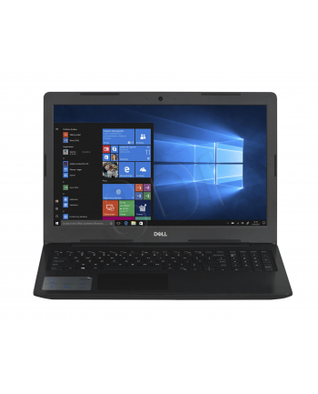 Dell Inspiron 5570-2883 i7-8550U 15 6 MattFHD 8GB DDR4 SSD256GB AMD R530 DVD NUM USB-C Win10 2Y BLACK