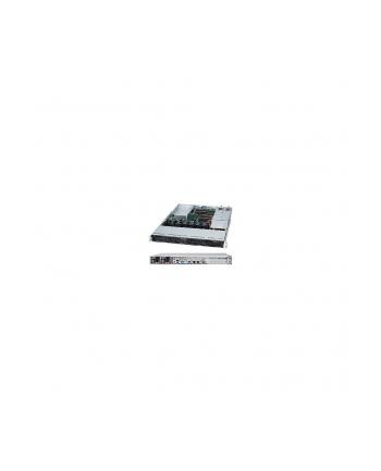 Obudowa serwerowa Rack Supermicro  CSE-815TQC-R706WB2 (kolor czarny)