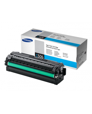 hewlett-packard Toner HP SU038A (oryginał CLTC506L; 3 500 stron; niebieski)