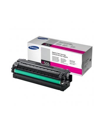 hewlett-packard Toner HP SU305A (oryginał CLT-M506L/ELS CLTM506L; 3 500 stron; czerwony)