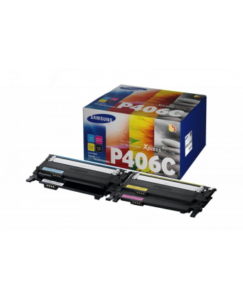 hewlett-packard Toner HP SU375A (oryginał CLTP406C; 1 500 stron)