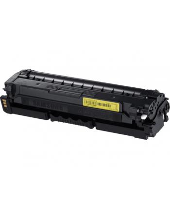 hewlett-packard Toner HP SU491A (oryginał CLTY503L; 5 000 stron; żółty)