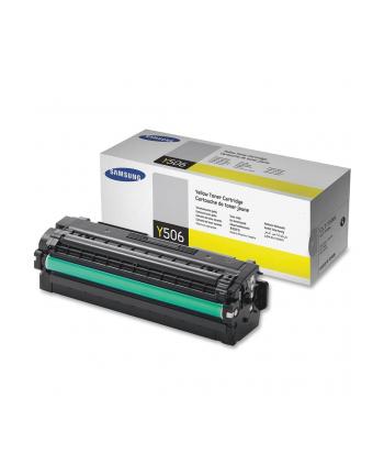 hewlett-packard Toner HP SU515A (oryginał CLT-Y506L/ELS CLTY506L; 3 500 stron; żółty)
