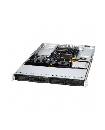 Obudowa serwerowa Rack Supermicro CSE-813MFTQ-R606CB (kolor czarny)