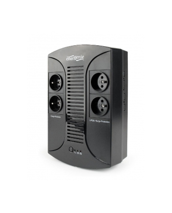 Zasilacz UPS ENERGENIE Floor Power Cube EG-UPSF-02 (Desktop  TWR; 850VA)