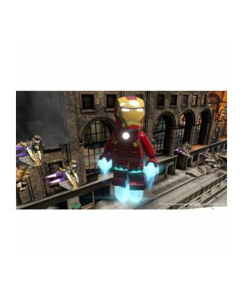 warner bros interactive Gra PS3 Lego Marvel Avengers (wersja BOX; ENG  PL; od 7 lat)