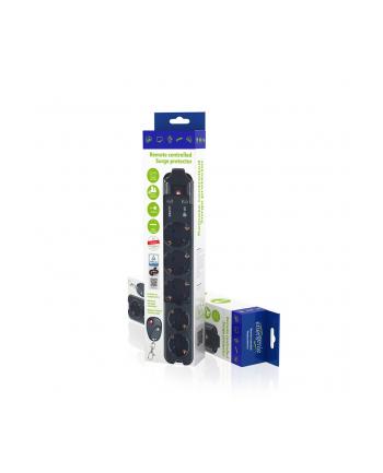 Listwa zasilająca ENERGENIE SPG-RM V2 (5 x UTE; 1 8m; kolor czarny)