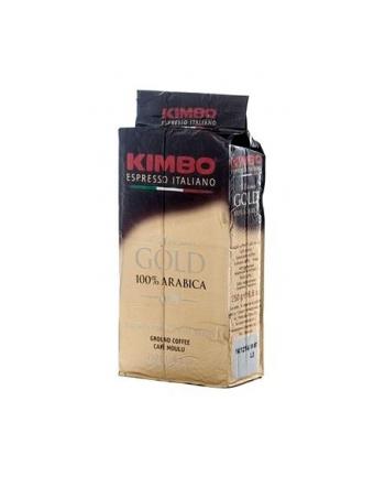 Kawa mielona 250 g KIMBO 100% Arabica (03KIM002)