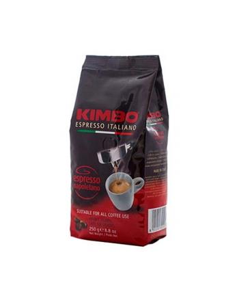 Kawa ziarnista 250 g KIMBO 20% Robusta  80% Arabica (03KIM008)