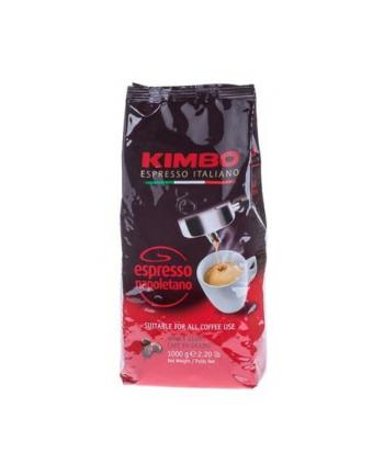 Kawa ziarnista 1000g KIMBO 20% Robusta  80% Arabica (10168)