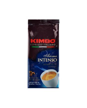 Kawa ziarnista 250 g KIMBO 30% Arabica  70% Robusta (8002200601218)